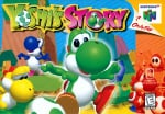 Yoshi's Story Cover (Click to enlarge)