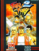 Fatal Fury 2 Cover (Click to enlarge)