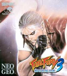 Fatal Fury 3: Road to the Final Victory Cover Artwork