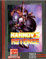 Karnov's Revenge Cover (Click to enlarge)