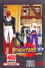 The King of Fighters '97 Cover (Click to enlarge)