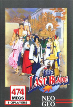 The Last Blade Cover (Click to enlarge)