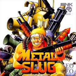 Metal Slug Cover Artwork