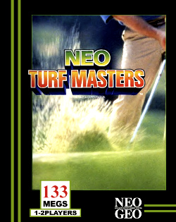 Neo Turf Masters Cover Artwork