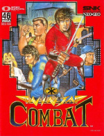 Ninja Combat Cover (Click to enlarge)