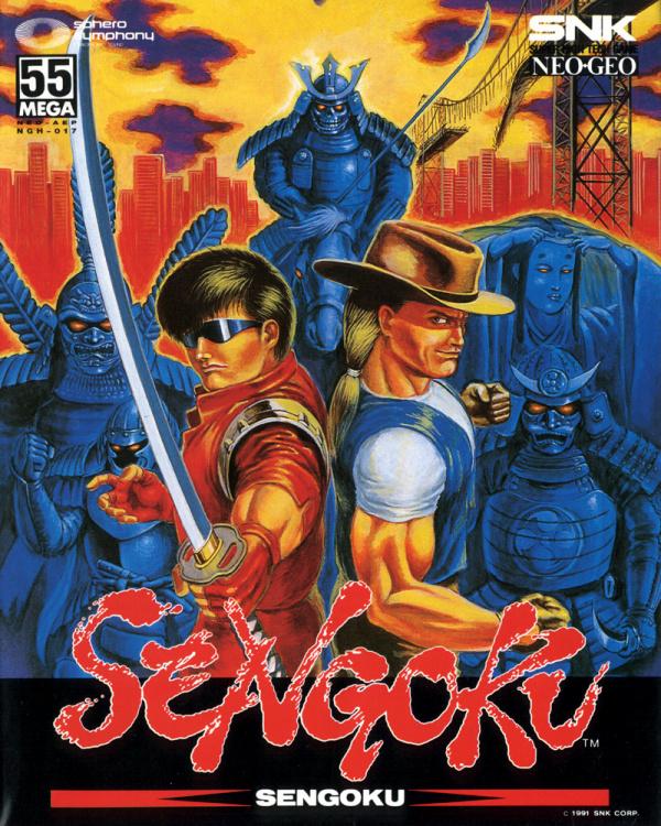 Sengoku Cover Artwork