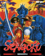 Sengoku Cover (Click to enlarge)