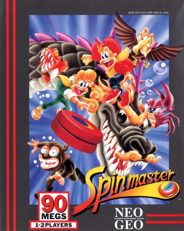 Spinmaster Review (Neo Geo) | Nintendo Life