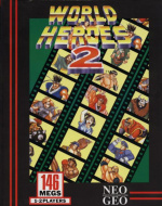 World Heroes 2 Cover (Click to enlarge)