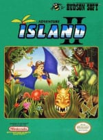 Adventure Island II Cover (Click to enlarge)
