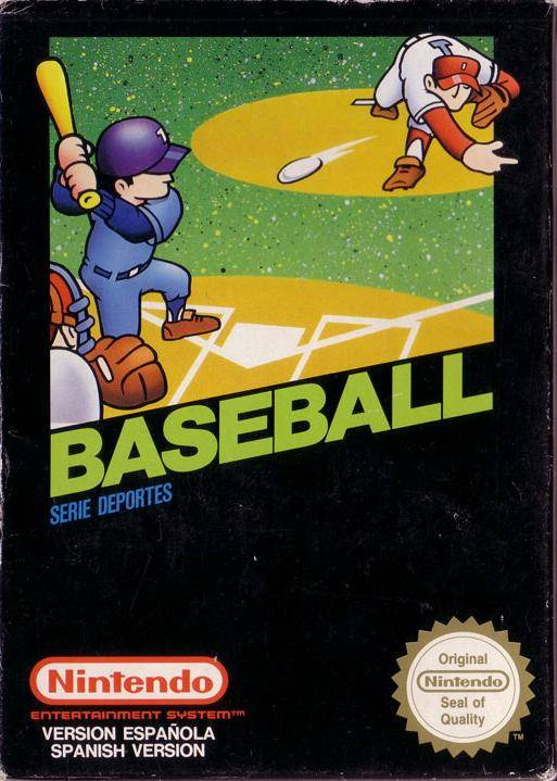 Baseball Cover Artwork