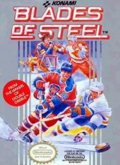 Blades of Steel Cover Artwork