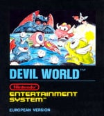 Devil World Cover (Click to enlarge)