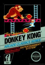 Donkey Kong Cover (Click to enlarge)