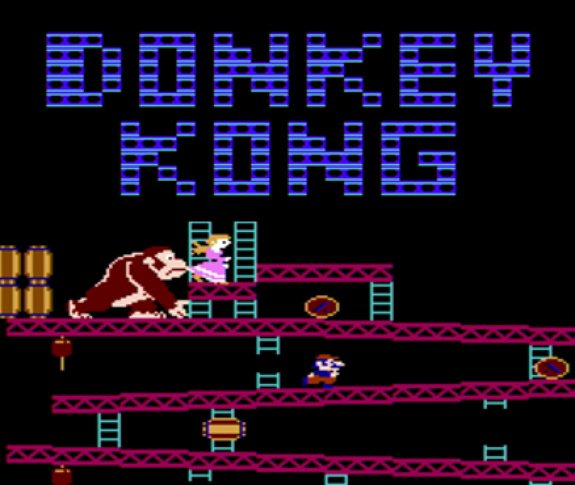 donkey kong original edition review 3ds eshop nes nintendo life. Black Bedroom Furniture Sets. Home Design Ideas