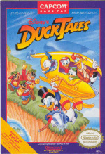 DuckTales Cover (Click to enlarge)