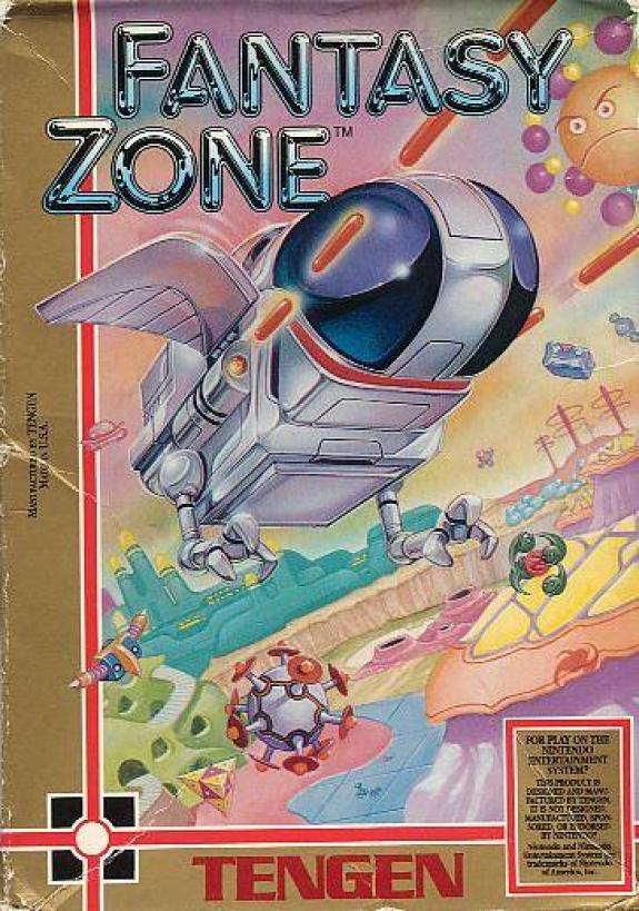 Fantasy Zone (Tengen)