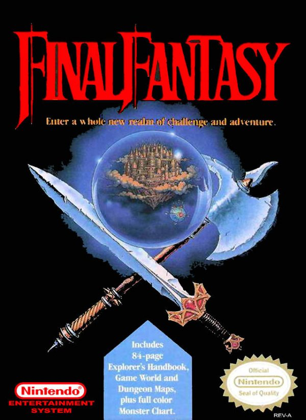 Final Fantasy Cover Artwork