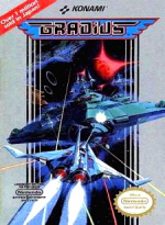 Gradius Cover (Click to enlarge)