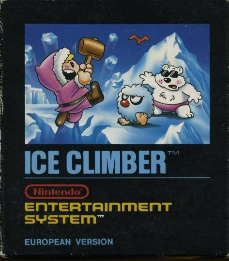 Ice Climber Cover Artwork