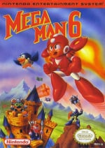 Mega Man 6 Cover (Click to enlarge)