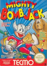 Mighty Bomb Jack Cover (Click to enlarge)