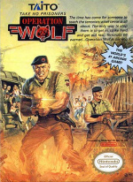 Operation Wolf Cover (Click to enlarge)