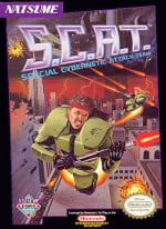 S.C.A.T.: Special Cybernetic Attack Team Cover (Click to enlarge)