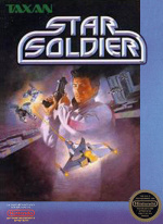 Star Soldier Cover (Click to enlarge)