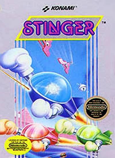 Stinger Cover Artwork