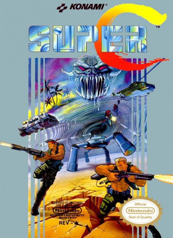 Super C Cover Artwork