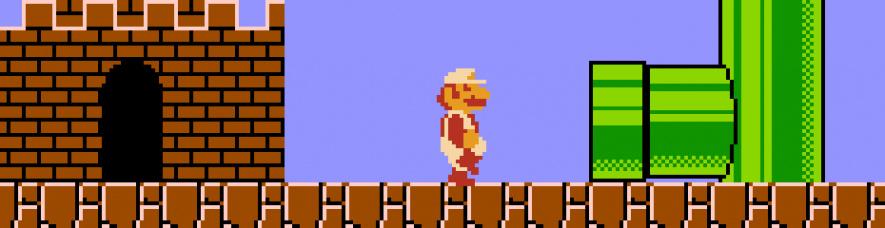 3. Super Mario Bros.