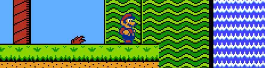 8. Super Mario Bros. 2 — NES