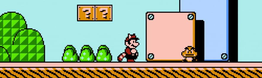 1. Super Mario Bros. 3