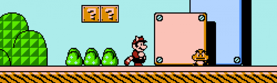 2. Super Mario Bros. 3 — NES