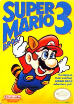 Super Mario Bros. 3 Cover (Click to enlarge)