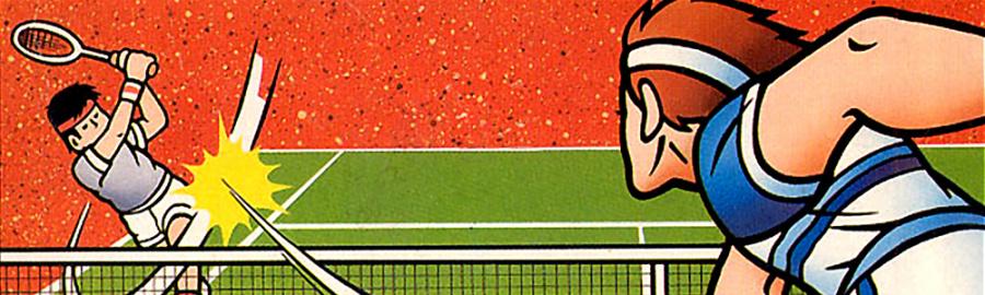 Tennis - NES (1984)