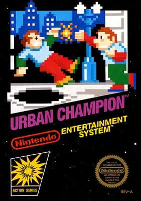 Urban Champion Cover Artwork