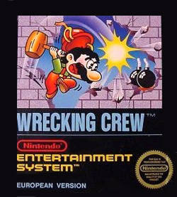 Wrecking Crew Cover Artwork
