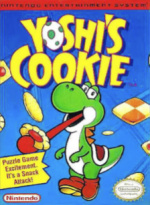 Yoshi's Cookie Cover (Click to enlarge)