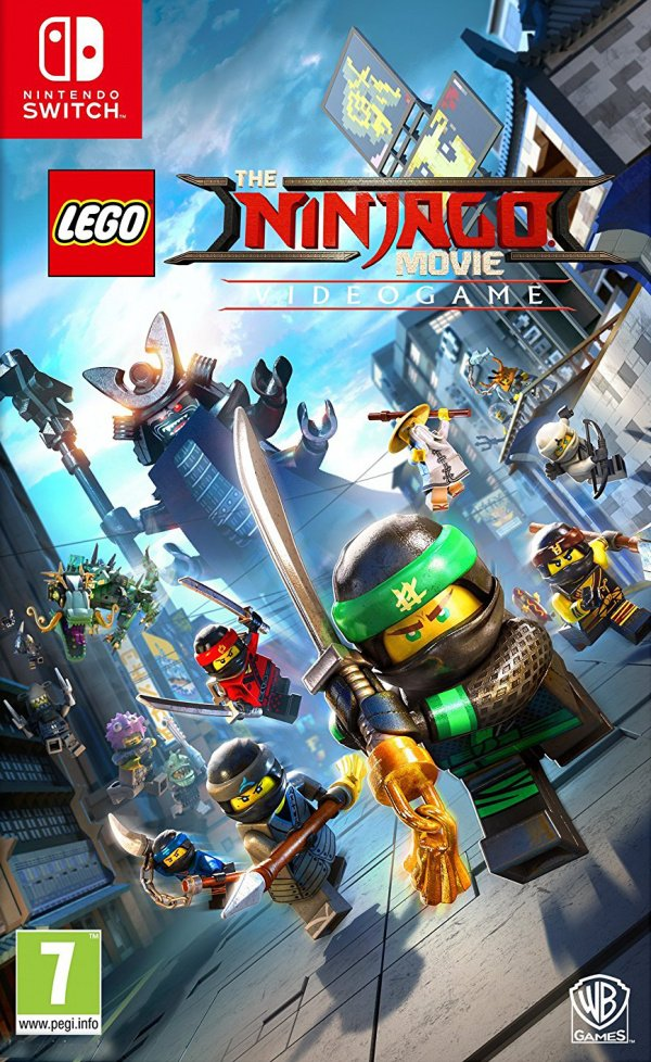 The LEGO Ninjago Movie Video Game Review (Switch) | Nintendo Life