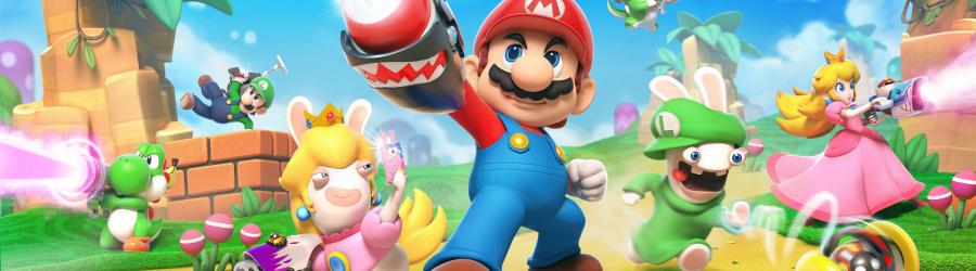 Mario + Rabbids Kingdom Battle (Switch)