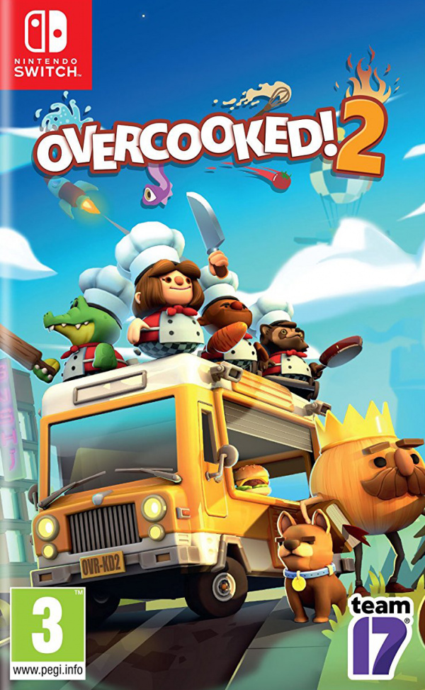 OVERCOOKED 2 TÉLÉCHARGER