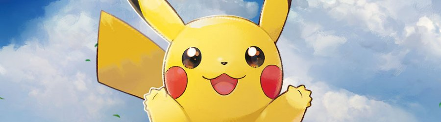 Pokémon: Let's Go, Pikachu! and Let's Go, Eevee! (Switch)