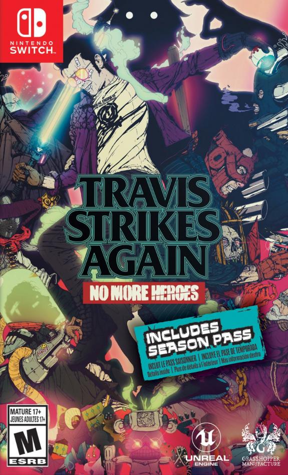 No More Heroes (Tentative Title)