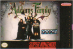 The Addams Family Cover (Click to enlarge)