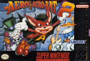 Aero the Acrobat 2