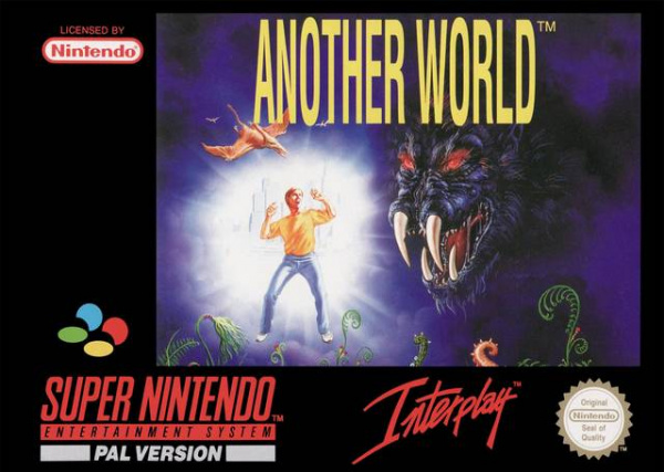 Another World Cover Artwork