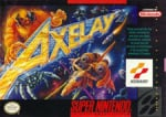Axelay Cover (Click to enlarge)