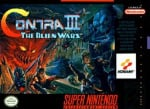 Contra III: The Alien Wars Cover (Click to enlarge)